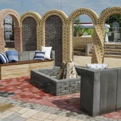 Pergole jako element małej architektury ogrodowej