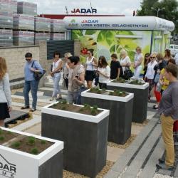 Ogród wystawowy w Grójcu otwarty dla zwiedzających