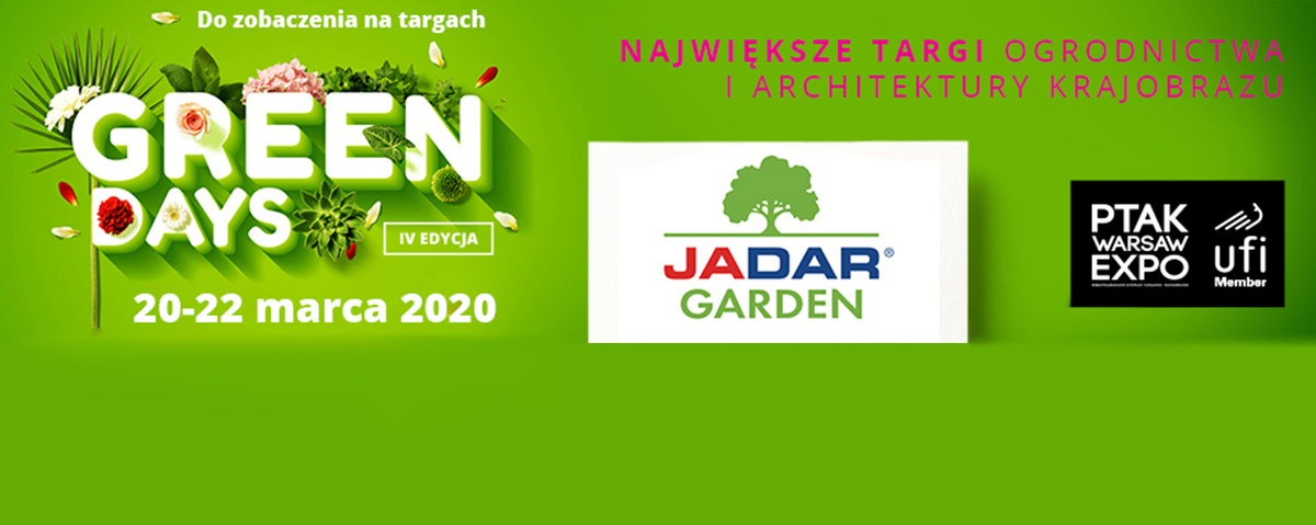 Targi Green Days 2020